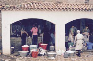 Les laveuses du lavoir